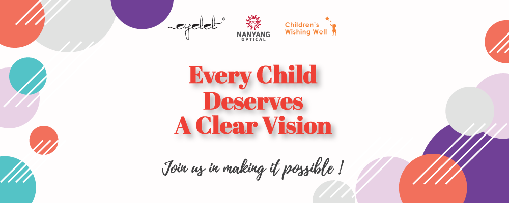Every Child Deserves a Clear Vision