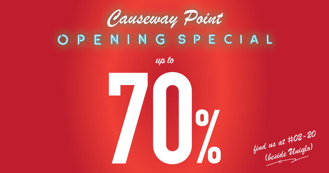 Causeway Point opening