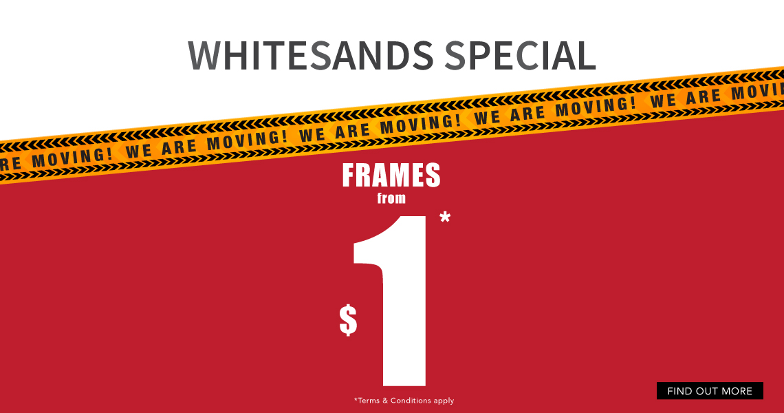 Whitesands Relocation Special