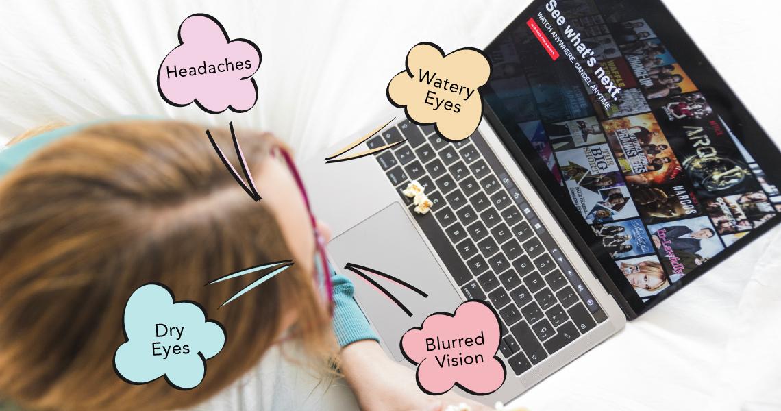 Digital Eye fatigue- It is real!