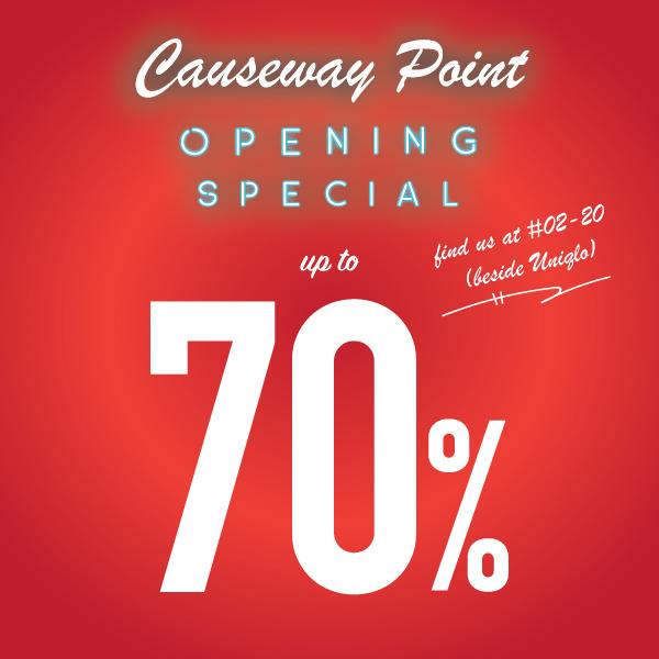 Causeway Point Reopening!
