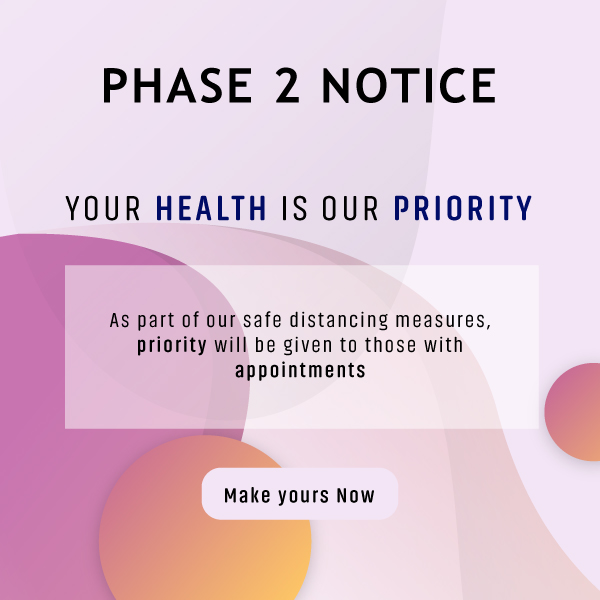 Appointment Preferred- Phase 2
